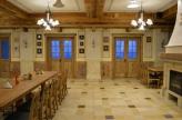 Étterem belsőépítészet