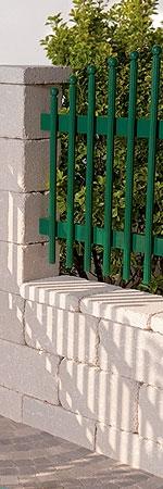 Antik kerítéskő