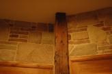 Pietra- rakott fal